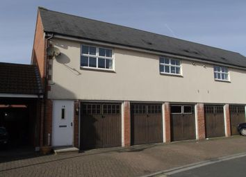 Thumbnail 1 bed flat for sale in Riverside Close, St. Georges, Weston-Super-Mare