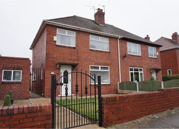 Thumbnail 3 bed semi-detached house for sale in Nicholson Avenue, Rotherham