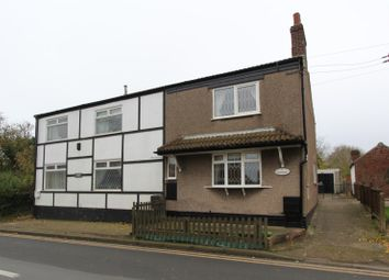 Thumbnail 2 bed semi-detached house for sale in Spruce Lane, Ulceby, Lincolnshire