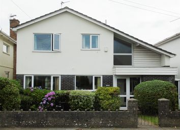 Thumbnail 3 bed detached house for sale in Smithies Avenue, Sully, Penarth