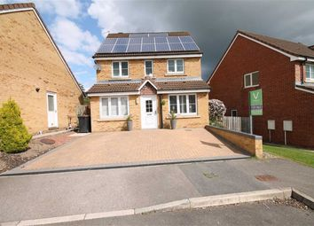 Thumbnail 4 bed detached house for sale in Rosecroft, Newfield, Chester Le Street, County Durham