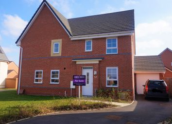 Thumbnail 3 bed semi-detached house for sale in Lila Avenue, Coventry