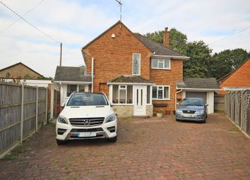 Thumbnail 4 bed detached house for sale in Marley Close, New Milton