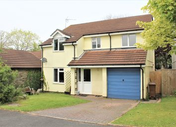 Thumbnail 4 bed detached house for sale in Higher Green, South Brent
