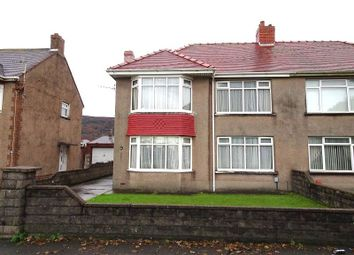 Thumbnail 4 bed semi-detached house for sale in Vivian Park Drive, Port Talbot, Neath Port Talbot.