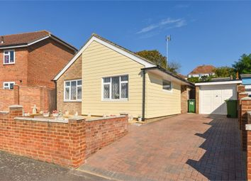 Thumbnail 2 bed detached bungalow for sale in Moat Farm Road, Folkestone
