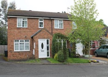 Thumbnail 4 bed semi-detached house to rent in Larksfield, Englefield Green, Egham