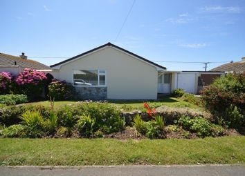 Thumbnail 3 bed detached bungalow to rent in Carneton Close, Crantock, Newquay
