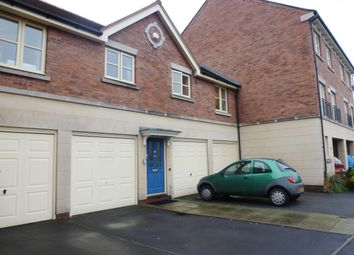 Thumbnail 2 bedroom flat to rent in Sansome Place, Worcester