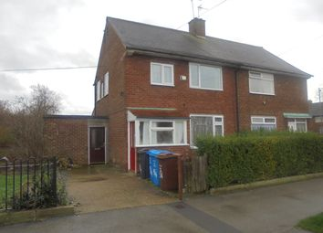 Thumbnail 3 bed semi-detached house to rent in Amethyst Road, Hull