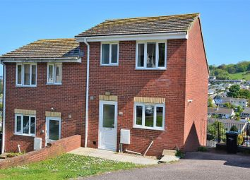 Thumbnail 3 bedroom semi-detached house for sale in Elm Road, Brixham
