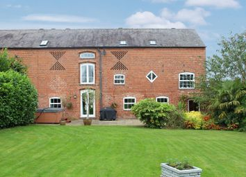 Thumbnail 6 bed barn conversion for sale in Grangewood, Derbyshire