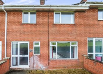 Thumbnail 3 bed terraced house for sale in Birch Road, Hodthorpe, Worksop