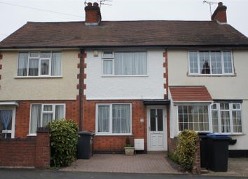 Thumbnail 2 bedroom town house for sale in Park Road, Ratby, Leicester