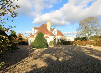 Thumbnail 4 bed detached house for sale in Melksham Road, Lacock, Chippenham
