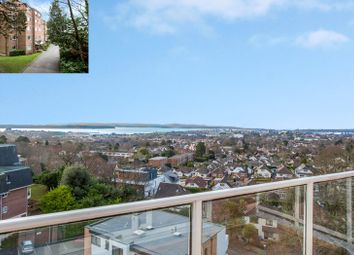 Thumbnail 2 bed flat for sale in Ribbonwood Heights, Lower Parkstone, Poole