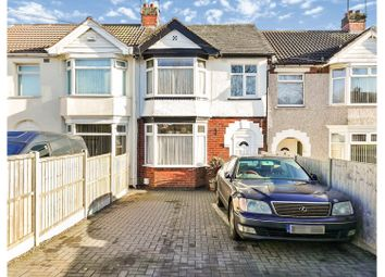 3 bed terraced house for sale in Templar Avenue, Coventry CV4