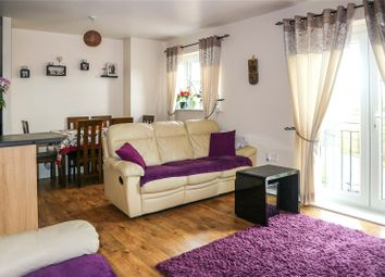 Thumbnail 2 bed flat for sale in Humberstone House, 57 Stillington Crescent, Leicester