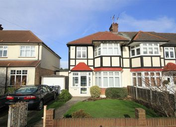 Thumbnail 3 bed semi-detached house for sale in Colne Road, London