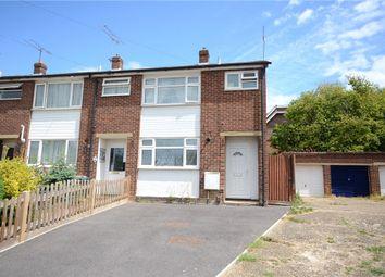 Thumbnail 3 bed end terrace house for sale in Tanhouse Lane, Wokingham, Berkshire