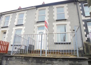 Thumbnail 2 bed terraced house to rent in Dilwyn Street, Mountain Ash