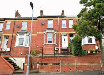 Thumbnail 2 bedroom terraced house to rent in Porthkerry Road, Barry