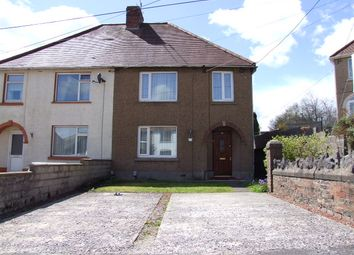 Thumbnail 4 bed semi-detached house for sale in 11 Tai Canol, Cwmavon, Port Talbot