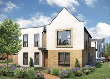 "Thumbnail 4 bed property for sale in ""The Heartwood"" at Atlas Way, Milton Keynes"