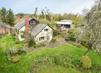 Thumbnail 5 bedroom detached house for sale in Staunton-On-Wye, Herefordshire