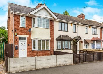 Thumbnail 2 bed semi-detached house for sale in Richmond Road, Hinckley