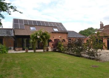 Thumbnail 5 bedroom barn conversion to rent in Spicers Corner, Little Fransham, Dereham