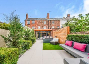 Thumbnail 3 bed terraced house for sale in Barton Road, Tewkesbury