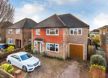 Thumbnail 4 bed detached house for sale in Knaphill, Woking, Surrey