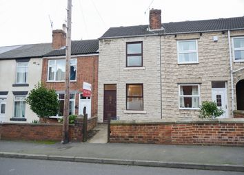 Thumbnail 2 bedroom terraced house for sale in Devonshire Road North, New Whittington, Chesterfield