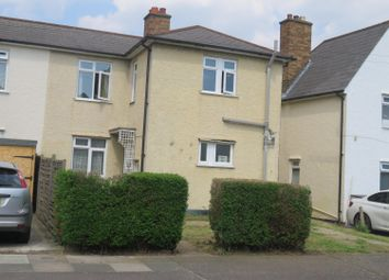 Thumbnail 2 bedroom semi-detached house for sale in Olyffe Avenue, Welling, Kent