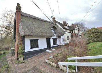 Thumbnail 2 bed detached house to rent in Duck End, Stebbing, Stebbing