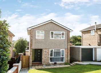 Thumbnail 4 bedroom detached house for sale in Plover Rise, Ivybridge