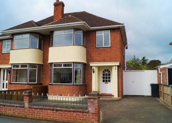 Thumbnail 4 bed semi-detached house for sale in Margaret Road, Worcester