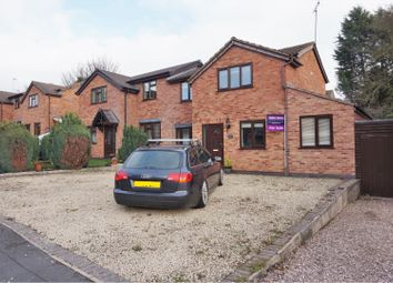Thumbnail 3 bed semi-detached house for sale in Cottage Gardens, Earl Shilton