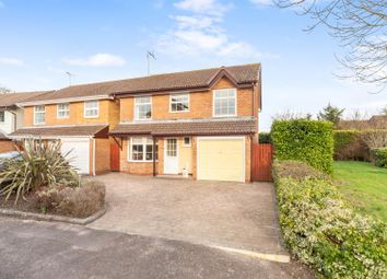 Thumbnail 4 bed detached house for sale in Langridge Way, Burgess Hill