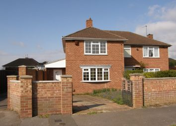 Thumbnail 2 bed semi-detached house to rent in Wentworth Avenue, Reading