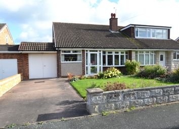 Thumbnail 2 bed semi-detached bungalow for sale in Springfield Avenue, Newport