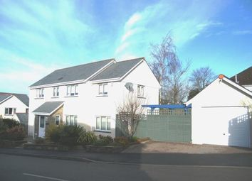 Thumbnail 4 bed detached house for sale in Callington, Cornwall, England