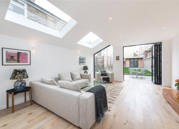 Thumbnail 4 bed end terrace house to rent in Gillespie Road, London