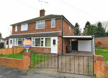 Thumbnail 2 bed semi-detached house for sale in St. Davids Close, Farnborough