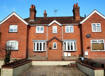 Thumbnail 2 bed terraced house for sale in Brooklands Road, Farnham, Surrey