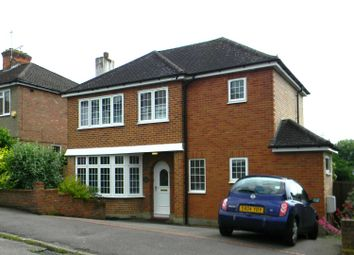 Thumbnail 3 bed detached house to rent in Meadow Road, Berkhamsted