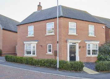 Hilary Bevins Close, Higham-On-The-Hill, Nuneaton CV13. 4 bed detached house for sale
