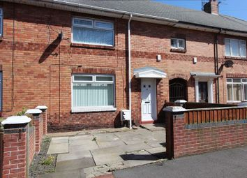 Thumbnail 3 bed terraced house for sale in Balmoral Terrace, Grangetown, Sunderland