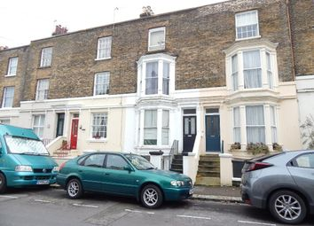 Thumbnail 1 bed flat to rent in Flat, Norman Street, Dover